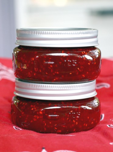 Raspberry jam