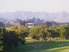 View of 24th St & Camelback Phoenix Arizona (Al_HikesAZ) Tags: arizona phoenix skyline architecture landscape carlton explore trail valley ritz biltmore 24th camelback southmountain 200a phoenixmountainpreserve  azhike alhikesaz intphoenix