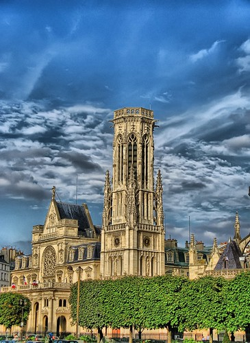 St-Germain l'Auxerrois