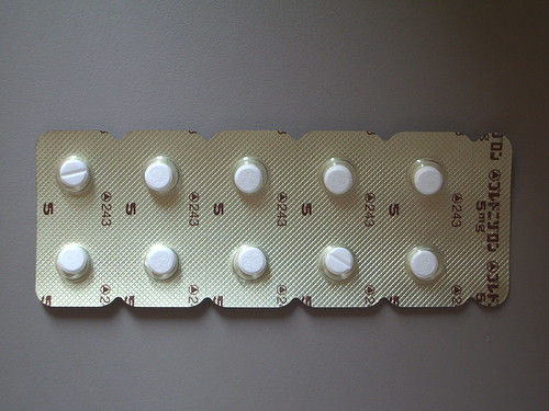 プレドニゾロン錠(5mg)