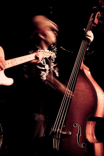Blurred Bass