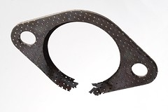 Wrecked Exhaust Gasket