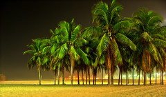Playa Noche HDR (JuanEsOc) Tags: rio night one janeiro playa clear hdr regionwide oneofnight