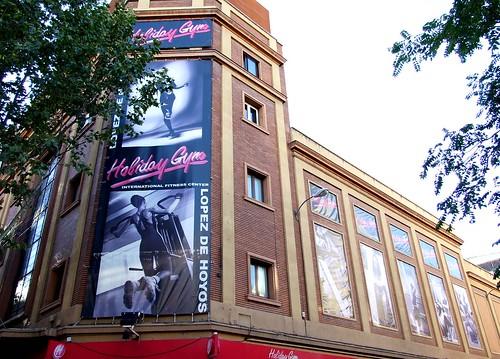 Cine López de Hoyos-2007