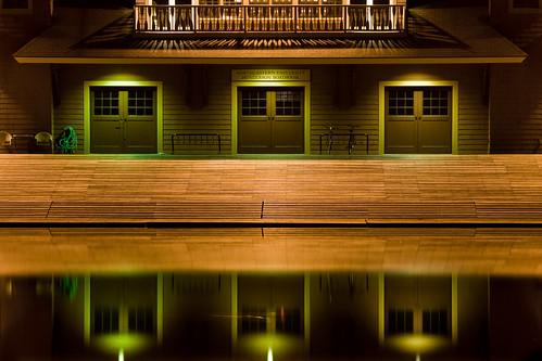 Boathouse Banks
