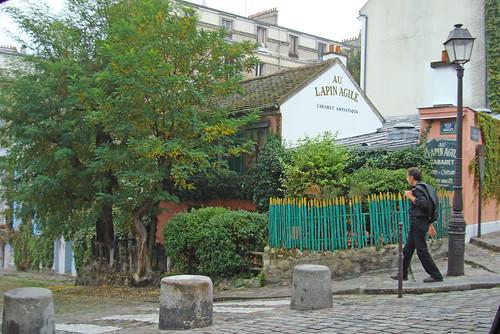 Lapin Agile, Butte Montmartre