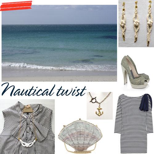 Nautical twist