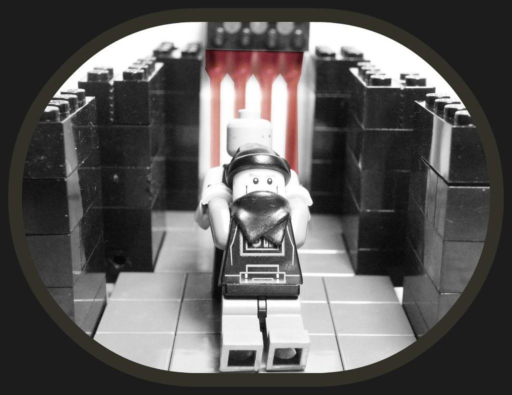 Audio log #5- Captured!