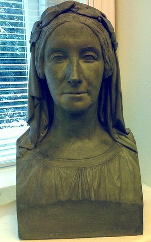 The Vassar [MacDonald] bust of Mary Somerville