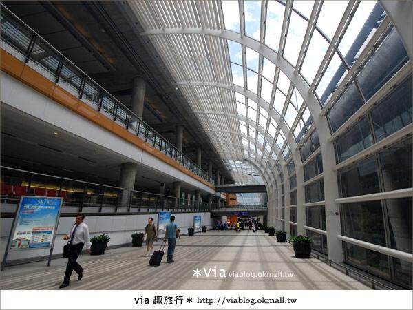 【香港自由行】跟著via玩香港(1)~爆走香港迪士尼樂園3