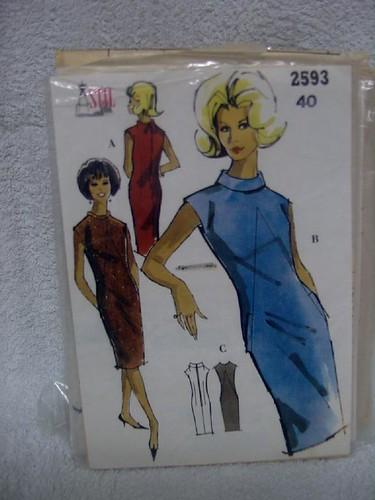 Stil 2593 60s dress