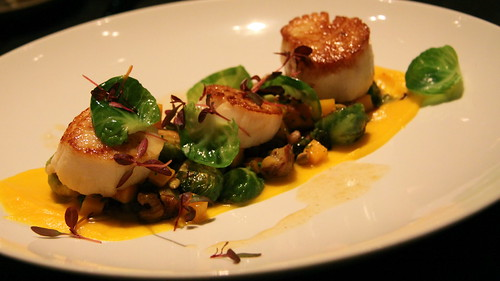Prospect, San Francisco - Seared Scallops