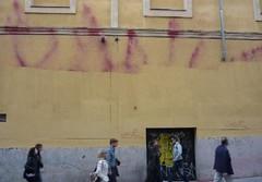Supuesto Banksy Cine Ideal, Madrid (Borrado)
