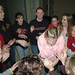 Students playing Games at the Student  Leadership Retreat (Malibu, CA) 2005