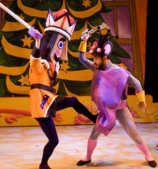 Nutcracker at Zeum (Photo courtesy Rob Kunkle)