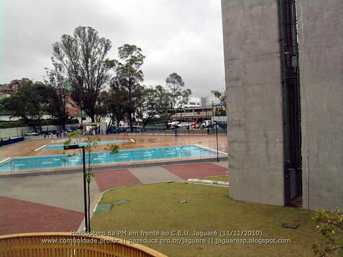 Resgate em frente ao C.E.U. Jaguaré (11/11/2010) 01