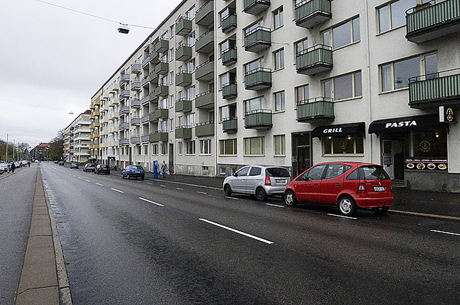 545/ Nu - Övre Johanneberg 2010