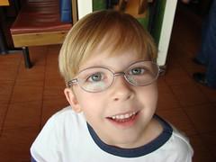 Jonas' new specs