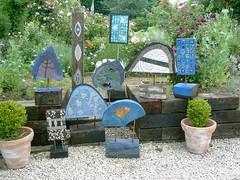 Garden sculpture 2 004