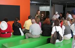 documenta 12 | Gerwald Rockenschaub | 2007 | Aue-Pavillon