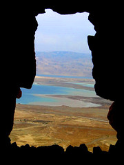 The Dying Sea (Give-on) Tags: israel masada deadsea aplusphoto superbmasterpiece lpwindows lpdamaged