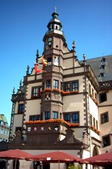 Rathaus2 (Anne VanDeuson) Tags: germany bavaria schweinfurt