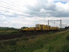 Work train Strukton Railinfra (giedje2200loc) Tags: train work trains railways railfan werk trein railroads treinen railfanning railinfra strukton
