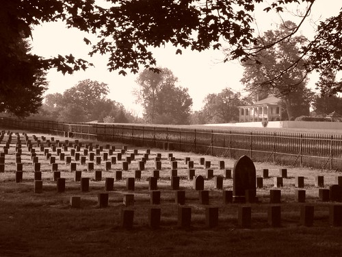 Carnton and McGavock Cemetery by you.