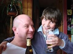 Jamie and Ben