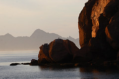 Rocks at Dawn (Ricardo Carreon) Tags: ocean sea topf25 rock topv2222 sunrise mexico rocks