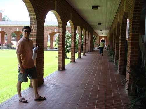 UL Lafayette campus