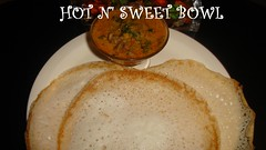 Appam With Mutton Korma