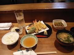 寿々喜で夕食 (2)
