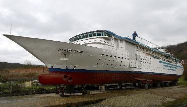 Cruise Ship Built At Home - 1235244498 8B60Fd37B0 O 3