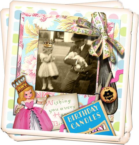 happy brthday queenie sister