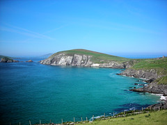 Dunmore Head and the Blasket Islands, Dingle Peninsula, Kerry, Ireland. (Jim Linwood) Tags: ireland dingle kerry sleahead farandaway blasketislands dunmorehead ryansduaghter britishandirishtvmovielocations