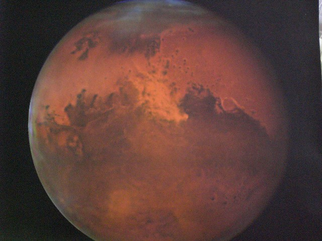 Mars Photo(flicker)