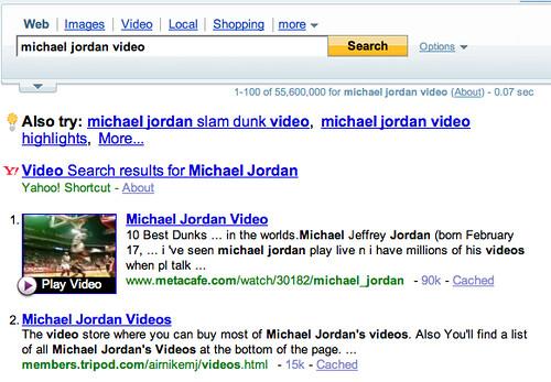 Yahoo Meta Cafe Videos