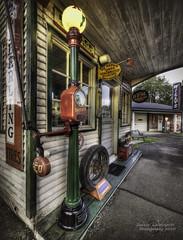 Shady Grove - Service Station