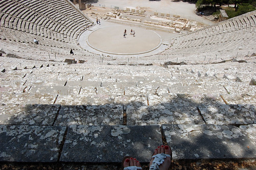 greece - epidavraus