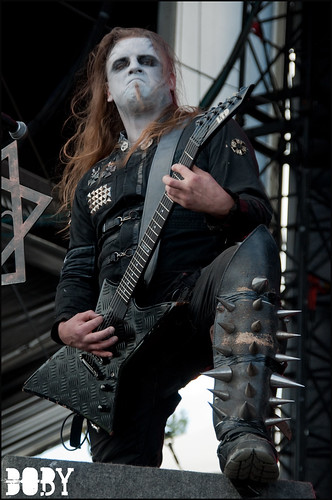 Behemoth - Hellfest