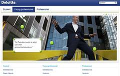 Deloitte wint prijs voor beste online sollicitatie-ervaring
