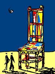 chaise (artomanu) Tags: arty peinture artiste vivant ordi artomanu