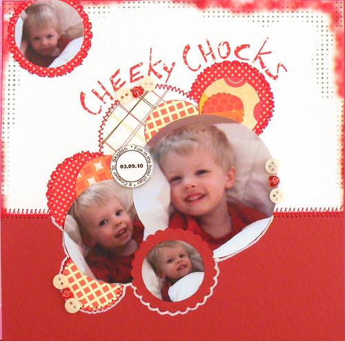 Cheeky Chocks (IRL)