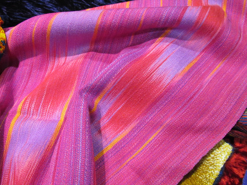 Sara Lamb's Silk Scarf