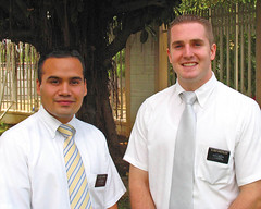 Mormon Missionaries Men