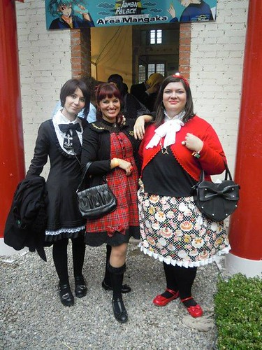 Lucca Comics and Games 2010 - 1 day outfit