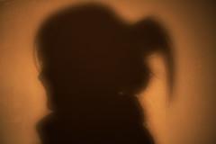 Shadow (Cecilia Adolfsson) Tags: shadow portrait selfportrait me wall canon myself sweden sombra ombre her cecilia schatten sjlvportrtt skugga adolfsson selfi