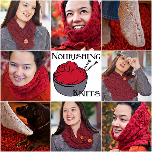 Nourishing Knits Serialized e-Book First Installment