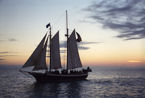 2000 Key West Schooner